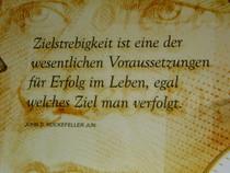 Spruch Rockefeller