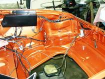 Ende Reparatur des Kofferraums