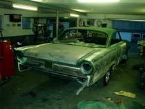 Ford während der Restauration