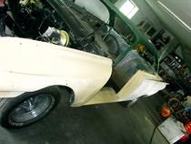 Ford weitere Restauration