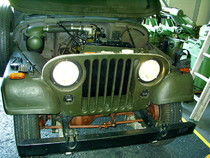 Jeep Motorrevision