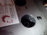 Zylinderkopf abdrücken nach Reparaturschweißung am Guss Zylinderkopf bei Redhead Zylinderkopftechnik